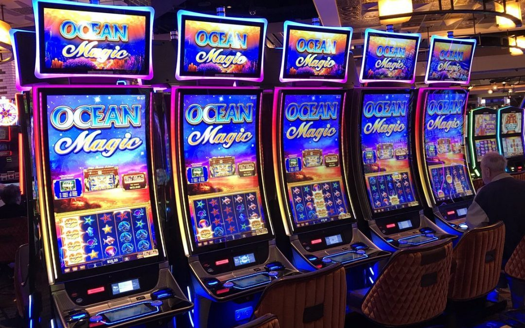 Online Slot Machines For Play And Win